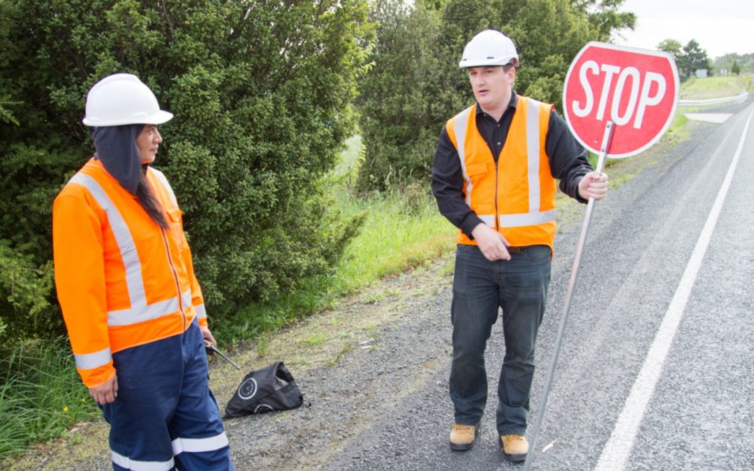 Employment Benefits of Level 1 Basic Traffic Control Course Qualified