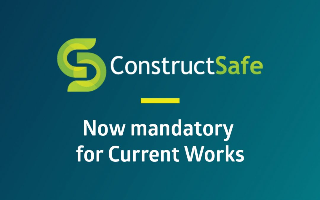 New ConstructSafe requirements mandated by the Auckland Council