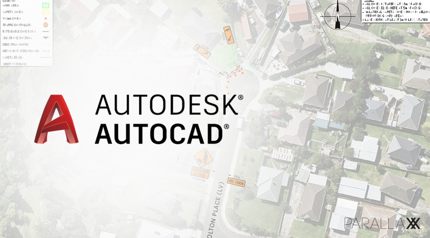 Why is AUTOCAD Perfect for Traffic Management Plan (TMP) Design?