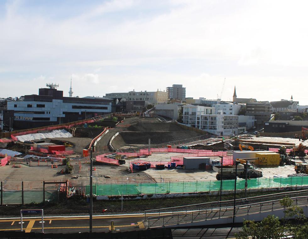 City Rail Link - C3 3
