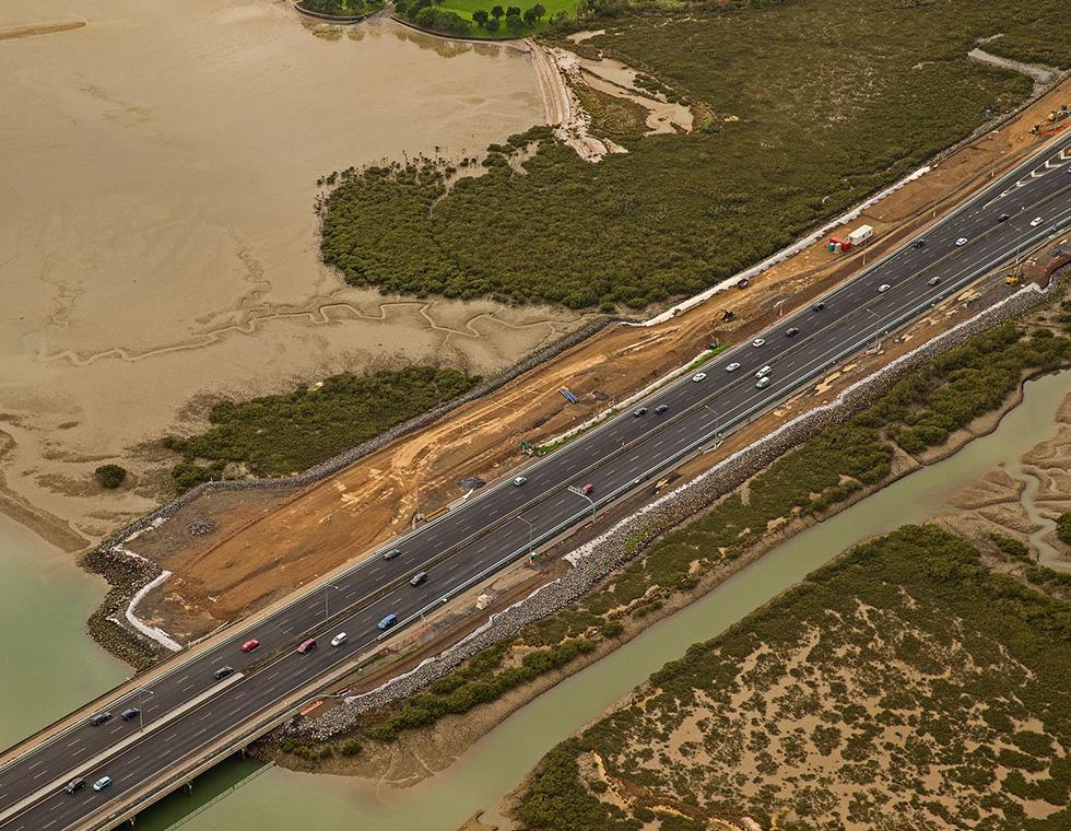 SH16 Causeway Upgrade 1