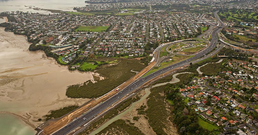 SH16 Causeway Upgrade