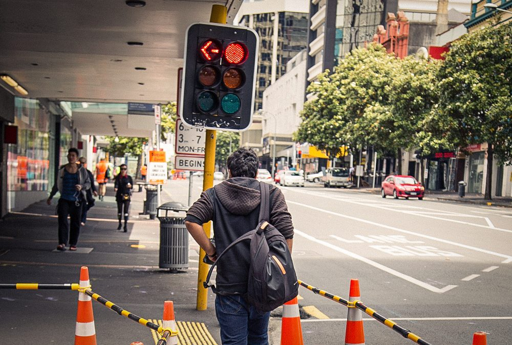 Altering Permanent Traffic Signals Within A Long Term TTM Site